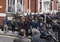 Прокуратура Швеции прекратила следствие по делу Ассанжа