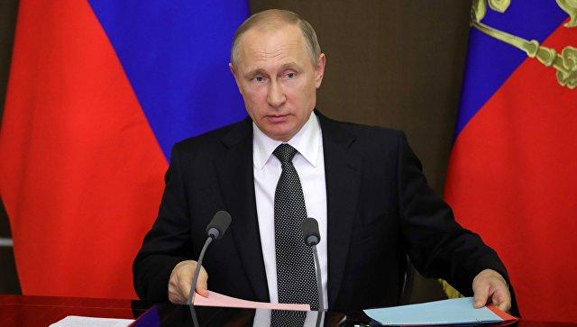 Путин обсудит с правительством поддержку экономической активности