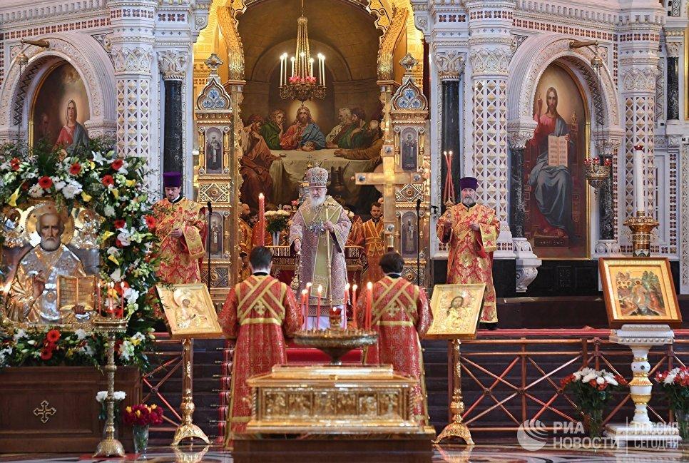 московские храмы где есть мощи николая чудотворца лидер российского