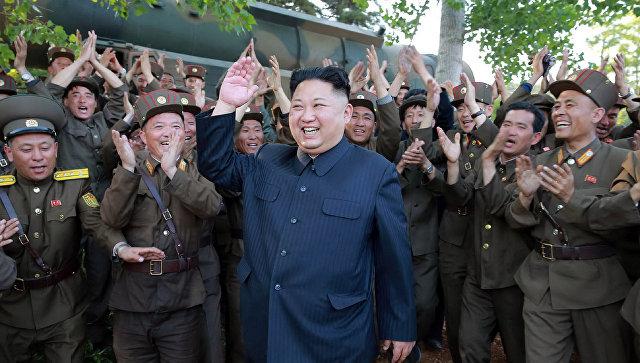 Ким Чен Ын распорядился запустить производство новоиспеченной системы ПВО