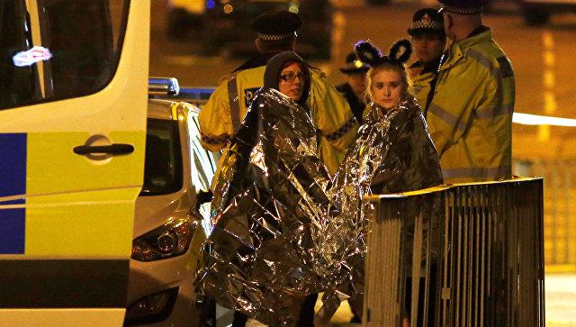 Елизавета Вторая: Британия шокирована «варварским актом» в Манчестере