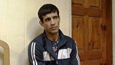Убийца 15-летней школьницы из Волгограда Дмитрий Зайченко. Архивное фото