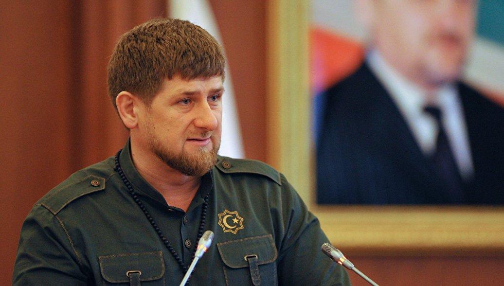 """Кадыров не хочет идти на новый срок, но готов служить, """"если скажут"""" - РИА Новости, 23.02.2016"""