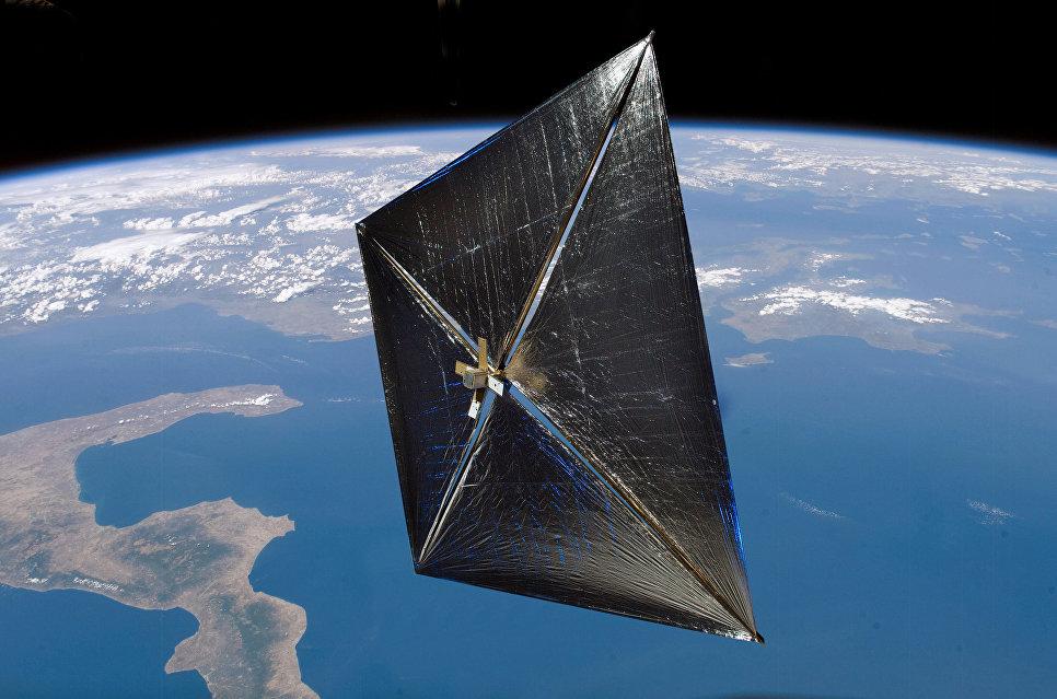 Ученые открыли новый вид космического мусора
