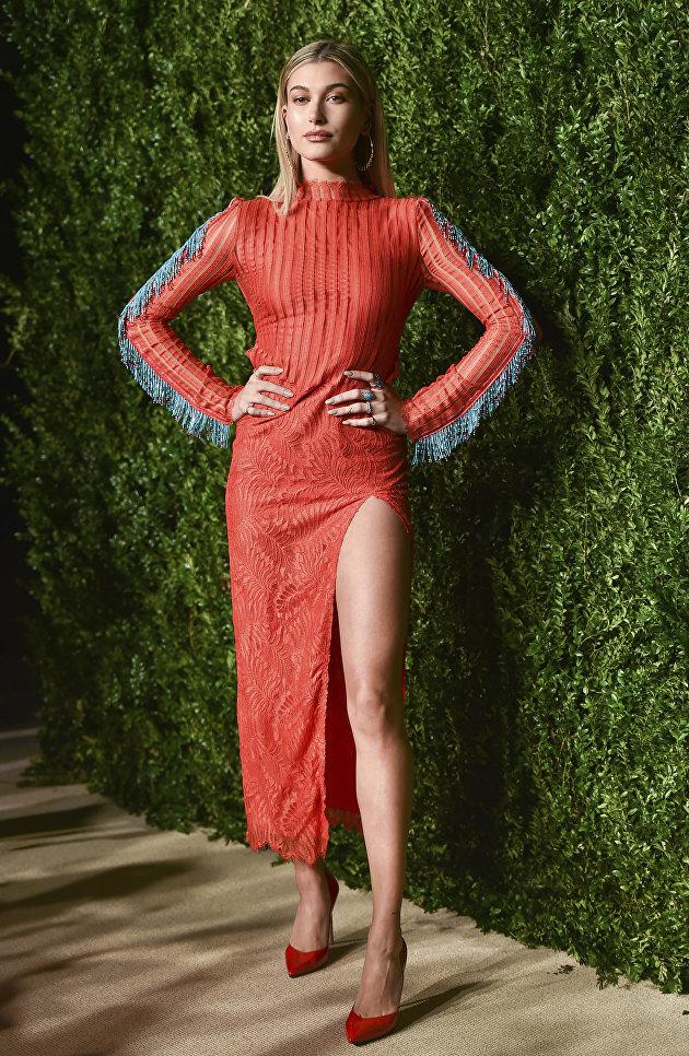 Американская модель Хейли Болдуин