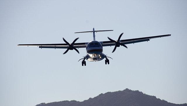 ВГермании пассажиры обнаружили вфюзеляже самолета дыру