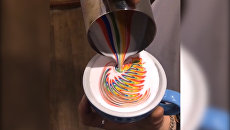 Картины на молочной пенке – бариста из Южной Кореи превращает кофе в арт-объект