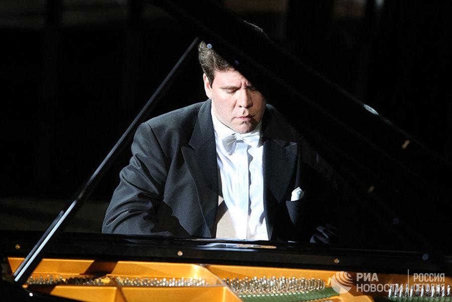 Сольный концерт Дениса Мацуева