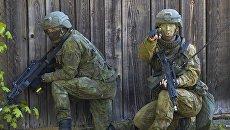 Военные учения НАТО в Эстонии. Архивное фото