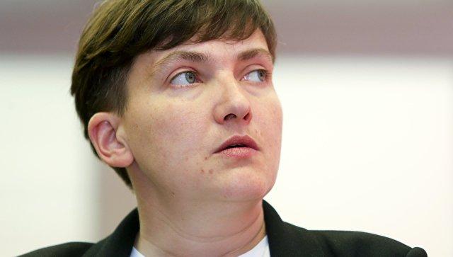 """Савченко считает закон о реинтеграции Донбасса """"юридически безграмотным"""""""