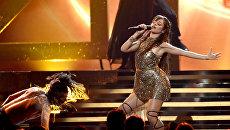Американская певица Камила Кабелло на Billboard Music Awards