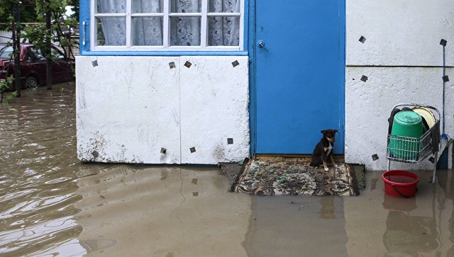 Две жертвы паводка в Минводах до гибели отказались от эвакуации