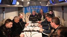 Глава МЧС России Владимир Пучков прибыл в Ставропольский край для контроля за ликвидацией последствий пожаров паводка и оказанием помощи пострадавшим. Архивное фото