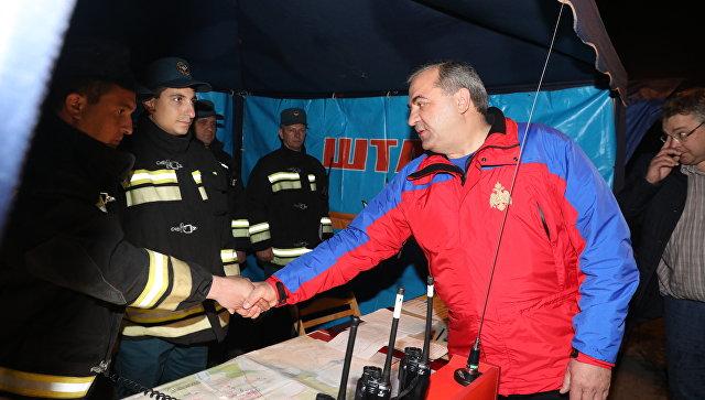 Пучков прокомментировал работу властей наСтаврополье
