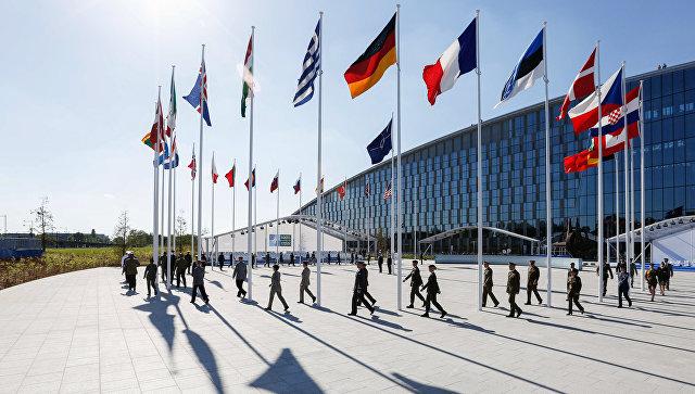 На полях саммита НАТО в Брюсселе