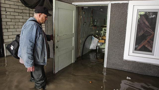 В Ставропольском крае сократилось число подтопленных домов