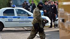 Сотрудники ФСБ РФ задержали членов террористической группы, входящей в запрещенную в РФ организацию Исламское государство (ИГ, запрещена в РФ)
