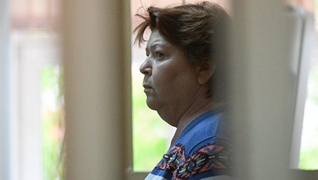 Суд оставил под стражей экс-главбуха «Седьмой студии» поделу охищении