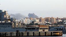 Виды Триполи, архивное фото