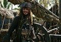 """Кадр из фильма """"Пираты Карибского моря: Мертвецы не рассказывают сказки""""(2017)"""