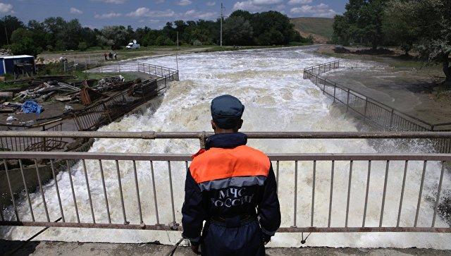 Пучков потребовал четкий план ликвидации последствий паводка на Ставрополье