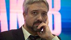 Внук политика Евгения Примакова Евгений Примаков (Сандро). Архивное фото