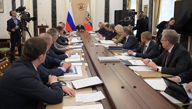 Кудрин иТитов представят Путину проекты финансового развития страны