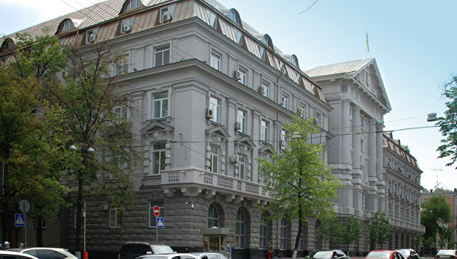 Здание СБУ в Киеве, архивное фото