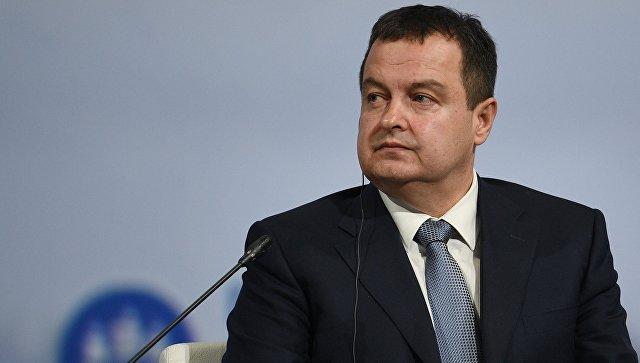 В каком году сербы пошли против россии