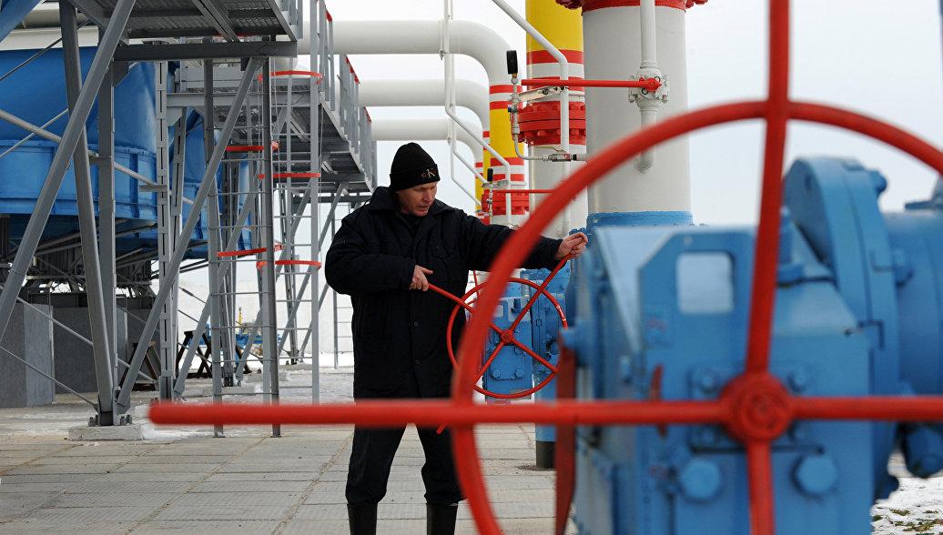 Демчишин допускает возможность изъятия газа у украинских предприятий