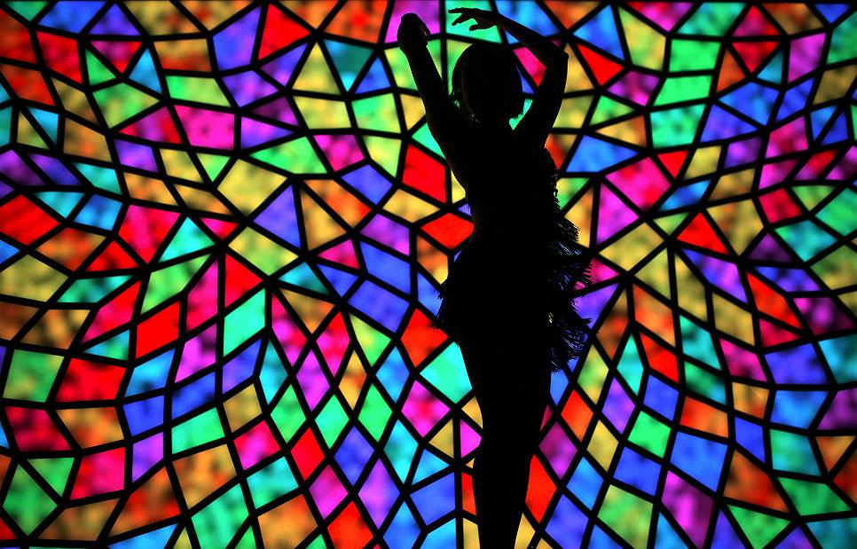 Фестиваль света и музыки Vivid Sydney в Австралии