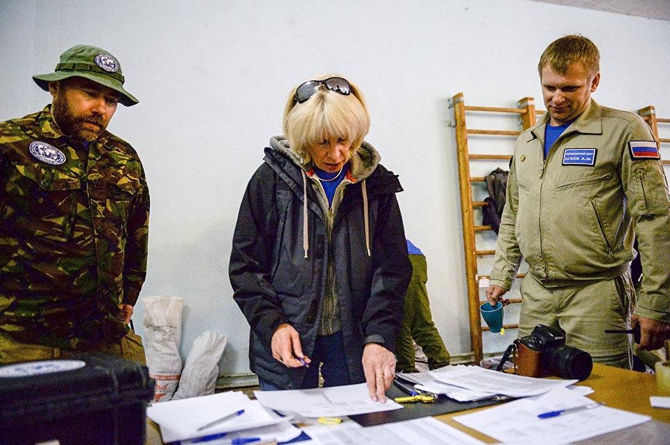 Все участники готовились к главной цели своей поездки — проведению поисковых и экологических работ на острове