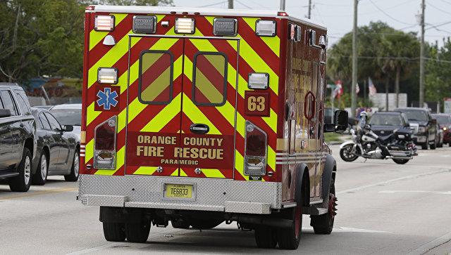 СМИ: подтверждена первая смерть от природных пожаров в Калифорнии