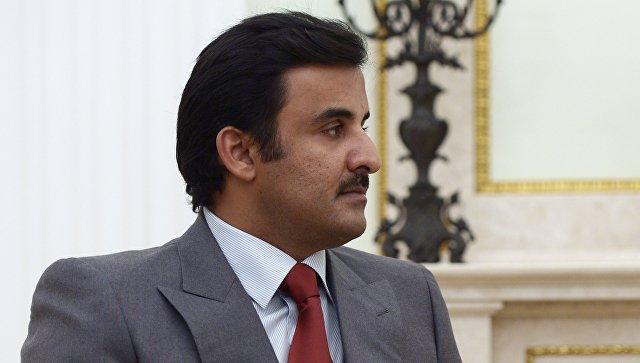 Эмир Катара считает, что его страна справилась с последствиями санкций