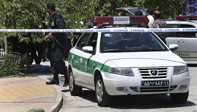 В Иране казнили водителя автобуса, сбившего насмерть трех полицейских