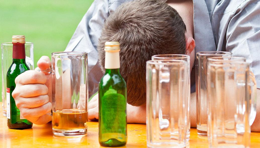 Сын начал употреблять спиртное