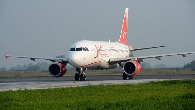 Самолет авиакомпании Вим-Авиа. Архивное фото