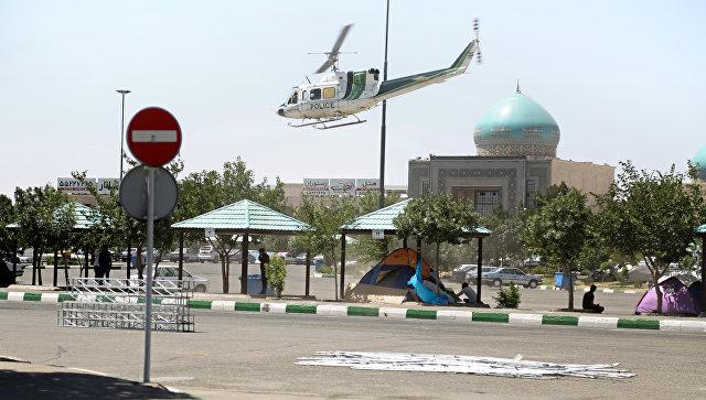 Иран раскритиковал заявление Трампа по поводу терактов в Тегеране