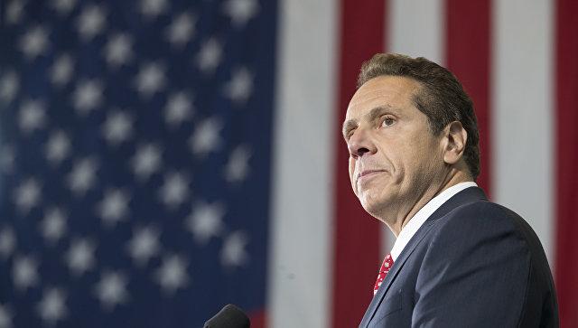 Губернатор штата Нью-Йорк призывает Трампа депортировать его изСША
