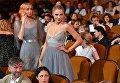 Актриса Наталья Рудова на торжественной церемонии открытия 28-го Открытого российского кинофестиваля Кинотавр в Сочи