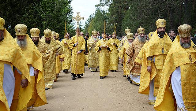Великорецкий крестный ход