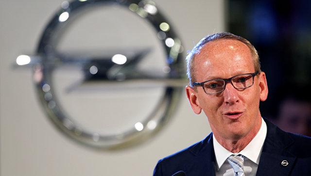 Карл-Томас Нойманн покинул пост главы немецкого автоконцерна Opel