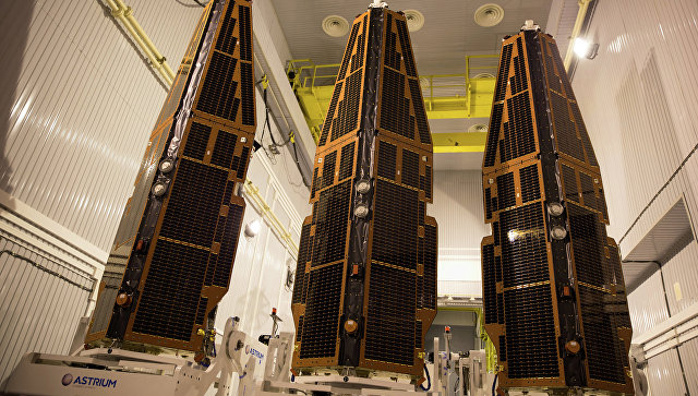 Ракета «Рокот», стартовавшая сПлесецка, удачно вывела спутник наорбиту