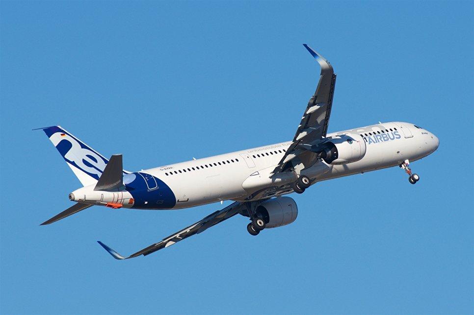 Самолеты А320neo и A321neo получили сертификаты от Росавиации