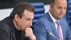 режиссер Алексей Учитель и адвокат Константин Добрынин. Архивное фото