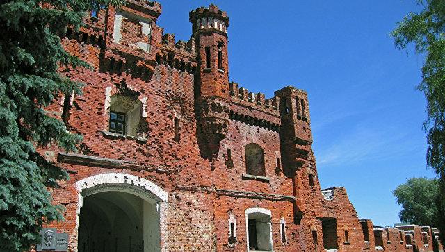 Мемориальный комплекс Брестская крепость-герой. Архивное фото