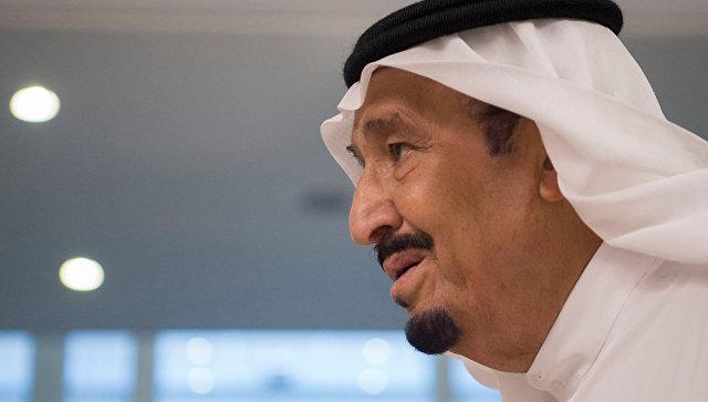 Король Саудовской Аравии Салман ибн Абдул-Азиз Аль Сауд. Архивное фото