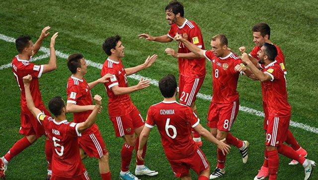 Футболисты сборной России ответят на вопросы пользователей ВКонтакте