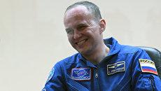 Космонавт-испытатель Сергей Рязанский. Архивное фото