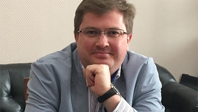 Степан Калмыков. Архивное фото